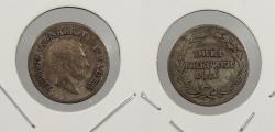 World Coins - GERMAN STATES: Baden 1830 3 Kreuzer