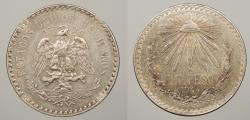 World Coins - MEXICO: 1944-M Peso