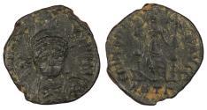 Ancient Coins - Honorius 395-423 A.D. AE3 Antioch Mint VF