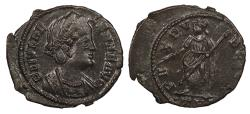 Ancient Coins - Helena, mother of Constantine I Follis Trier Mint EF