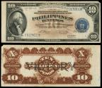 World Coins - PHILIPPINES Commonwealth ND (1944) 10 Pesos EF
