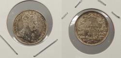 World Coins - CANADA: 1906 Edward VII 5 Cents