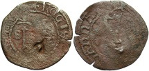 World Coins - JAMAICA: 1611-1616 2 Maravedis