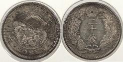 World Coins - JAPAN: M31 (1898) 20 Sen