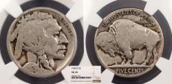 Us Coins - 1924-S Buffalo 5 Cent (Nickel) NGC VG-10