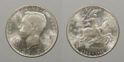 World Coins - LUXEMBOURG: 1946 20 Francs
