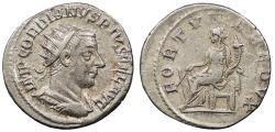 Ancient Coins - Gordian III 238-244 A.D. Antoninianus Antioch Mint VF