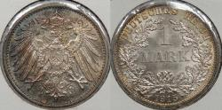 World Coins - GERMANY: 1915-A Mark