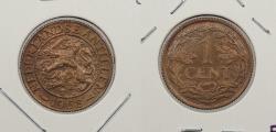 World Coins - NETHERLANDS ANTILLES: 1968-fish Cent