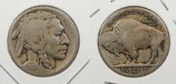 Us Coins - 1919-D Buffalo 5 Cent (Nickel)
