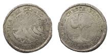 World Coins - CENTRAL AMERICAN REPUBLIC 1831-TF 2 Reales VF
