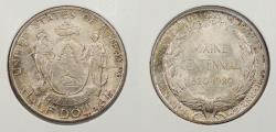 Us Coins - 1920 Maine Commemorative 50 Cents (Half Dollar)