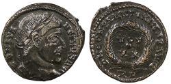 Ancient Coins - Constantine I, the Great 307-337 A.D. Follis Rome Mint EF