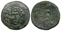Ancient Coins - Macedon Amphipolis c. 148-31 B.C. AE23 Good Fine