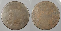 Us Coins - ND (1694) London Elephant Token Halfpenny Colonial Coinage Thick Planchet AG-3