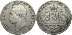 World Coins - GERMANY: Hesse-Darmstadt 1859 1 Vereinsthaler