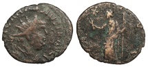 Ancient Coins - Carausius 287-293 A.D. Antoninianus Camulodunum Mint About Fine