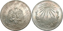 World Coins - MEXICO: 1932 1 peso