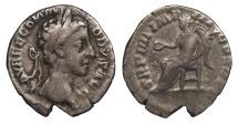 Ancient Coins - Commodus 177-192 A.D. Denarius Rome Mint Fine