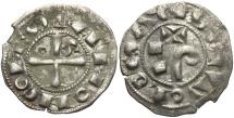 World Coins - FRANCE Toulouse Toulouse Raymond V-VII 1148-1249 Obol