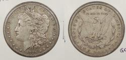 Us Coins - 1881 O Morgan 1 Dollar (Silver)