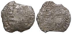 World Coins - BOLIVIA Felipe (Philip) III ND (1598-1621) 4 Reales