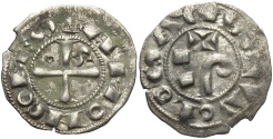 World Coins - FRANCE Toulouse Toulouse Raymond V-VII 1148-1249 Obol