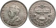 World Coins - AUSTRALIA: 1927 1 Florin