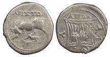 Ancient Coins - Illyria Apollonia c. 200-80 B.C. Drachm Fine