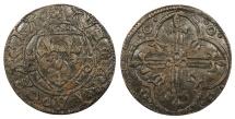 World Coins - FRANCE Circa 15th Century Jeton Superb EF