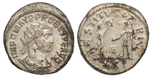 Ancient Coins - Probus 276-282 A.D. Antoninianus Antioch Mint Choice EF