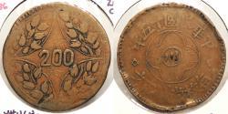 World Coins - CHINA: Szechuan Yr 15 (1926) 200 Cash