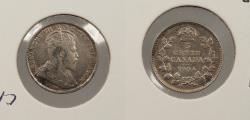World Coins - CANADA: 1904 5 Cents