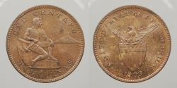 World Coins - PHILIPPINES: 1903 Centavo
