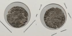 World Coins - FRANCE: 1577 Louis II. Liard