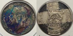World Coins - GREAT BRITAIN: 1920 Sixpence