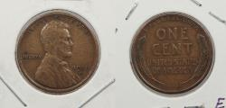 Us Coins - 1911 D Lincoln 1 Cent