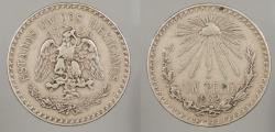 World Coins - MEXICO: 1932-M Peso