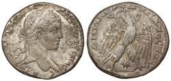 Ancient Coins - Syria Seleucis and Pieria Antioch Elagabalus 218-222 A.D. Tetradrachm Antioch Mint Good VF