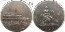 World Coins - GREAT BRITAIN: Montrose 1796 Conder Token Halfpenny
