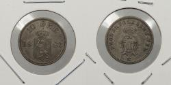 World Coins - NORWAY: 1882 10 Ore