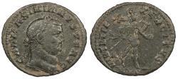 Ancient Coins - Galerius 305-311 A.D. Follis Cyzicus Mint Near VF