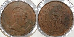 World Coins - INDIAN PRINCELY STATES: Travancore ND (1939-1940) Bala Rama Varma II Chuckram