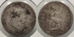 World Coins - GREAT BRITAIN: 1836 Struck primarily for use in British Guiana. Fourpence