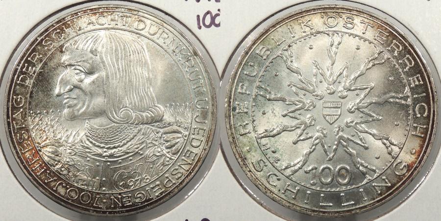 World Coins - AUSTRIA: 1978 100 Schillings #WC63876