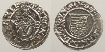 World Coins - HUNGARY: 1546-KB Denar