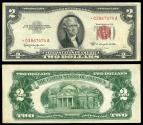 Us Coins - 1953-C 2 Dollars VF+