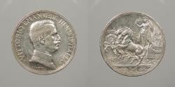 World Coins - ITALY: 1917 Lira