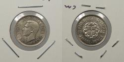 World Coins - GREAT BRITAIN: 1942 George VI Threepence