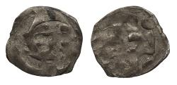 World Coins - DENMARK Erik Menved (Eric VI) 1286-1319 Penning (Penny) Coinage of Bishops Hjort, Krag, or Oluf Good VF